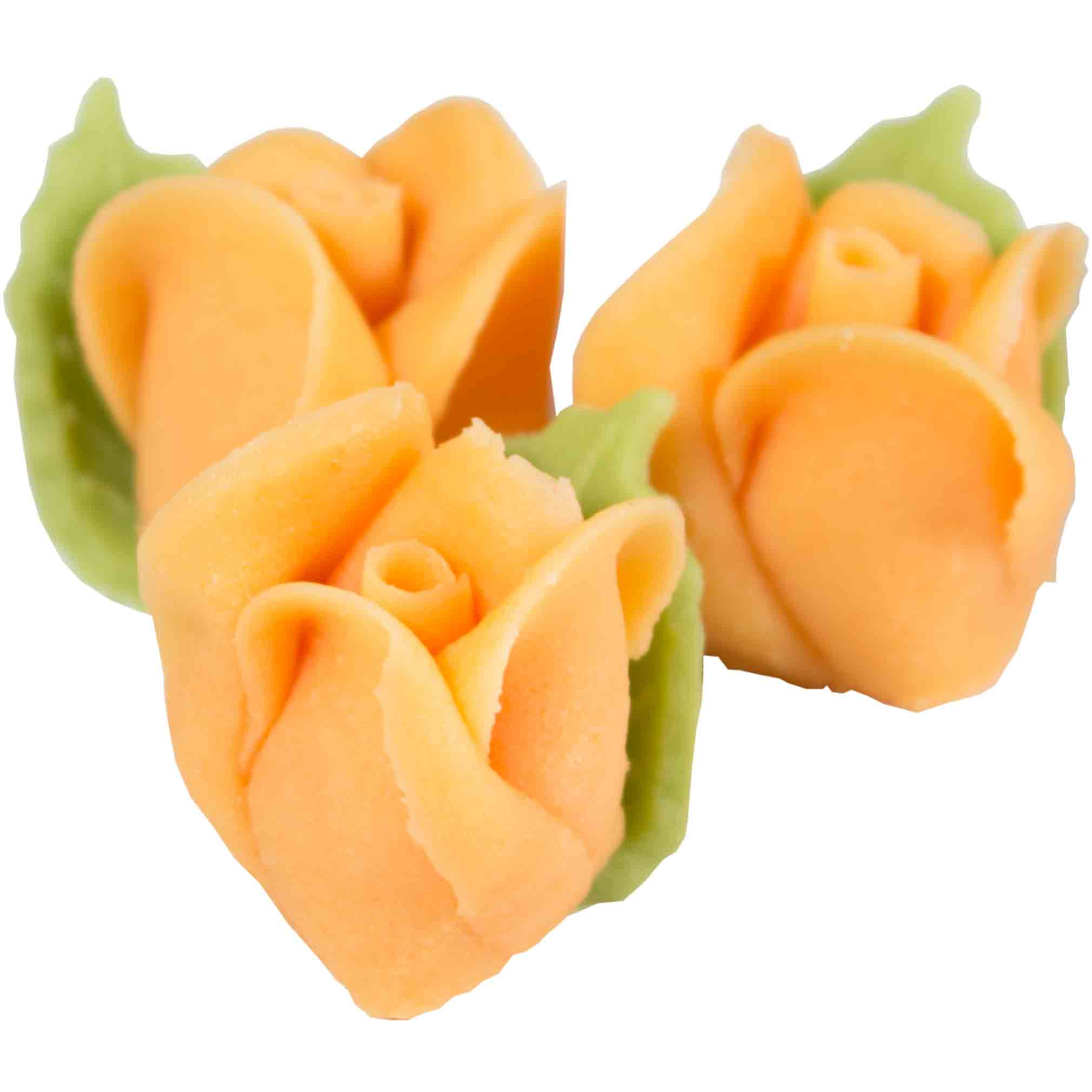 Rose marzipan peach
