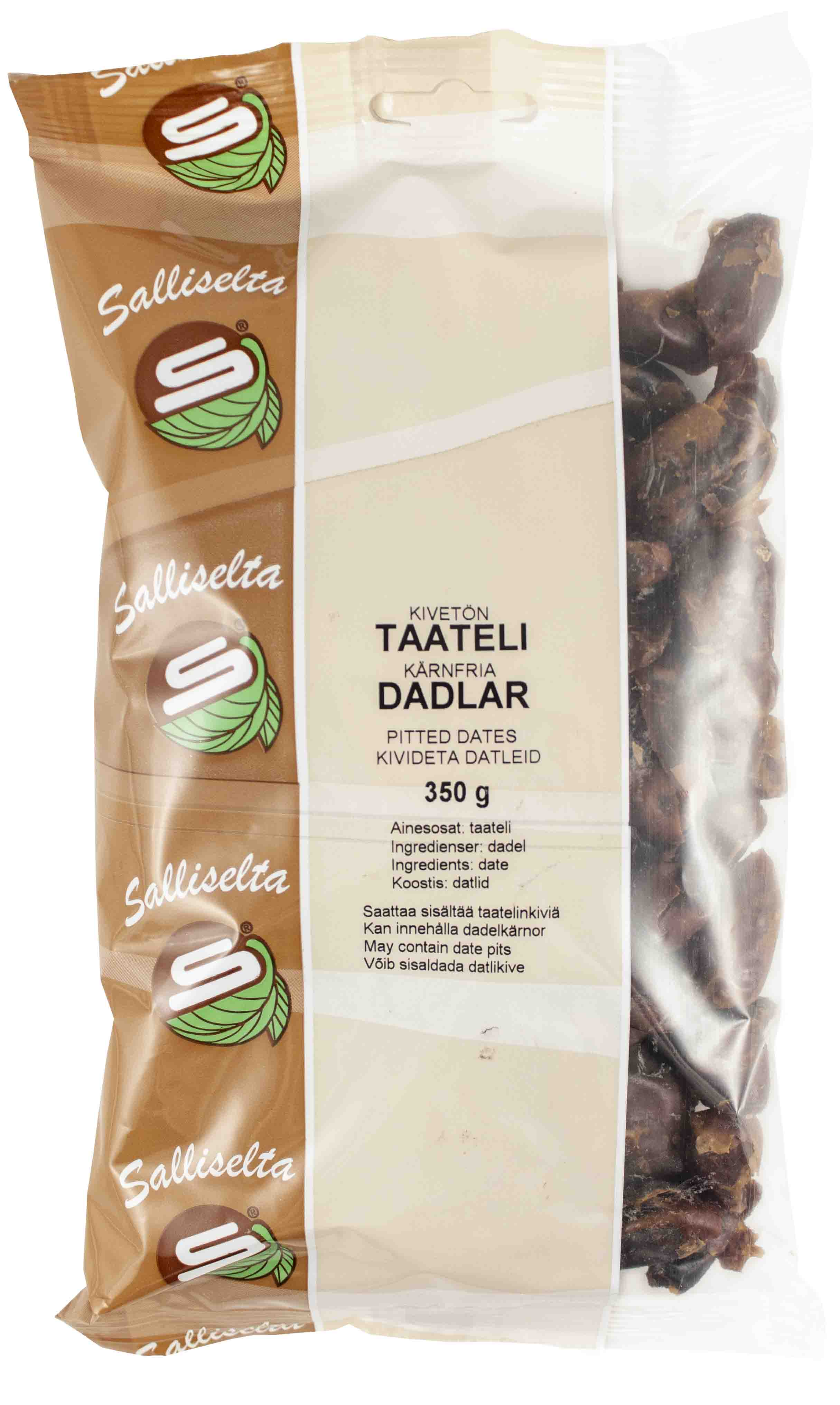 Dates pitted 350g