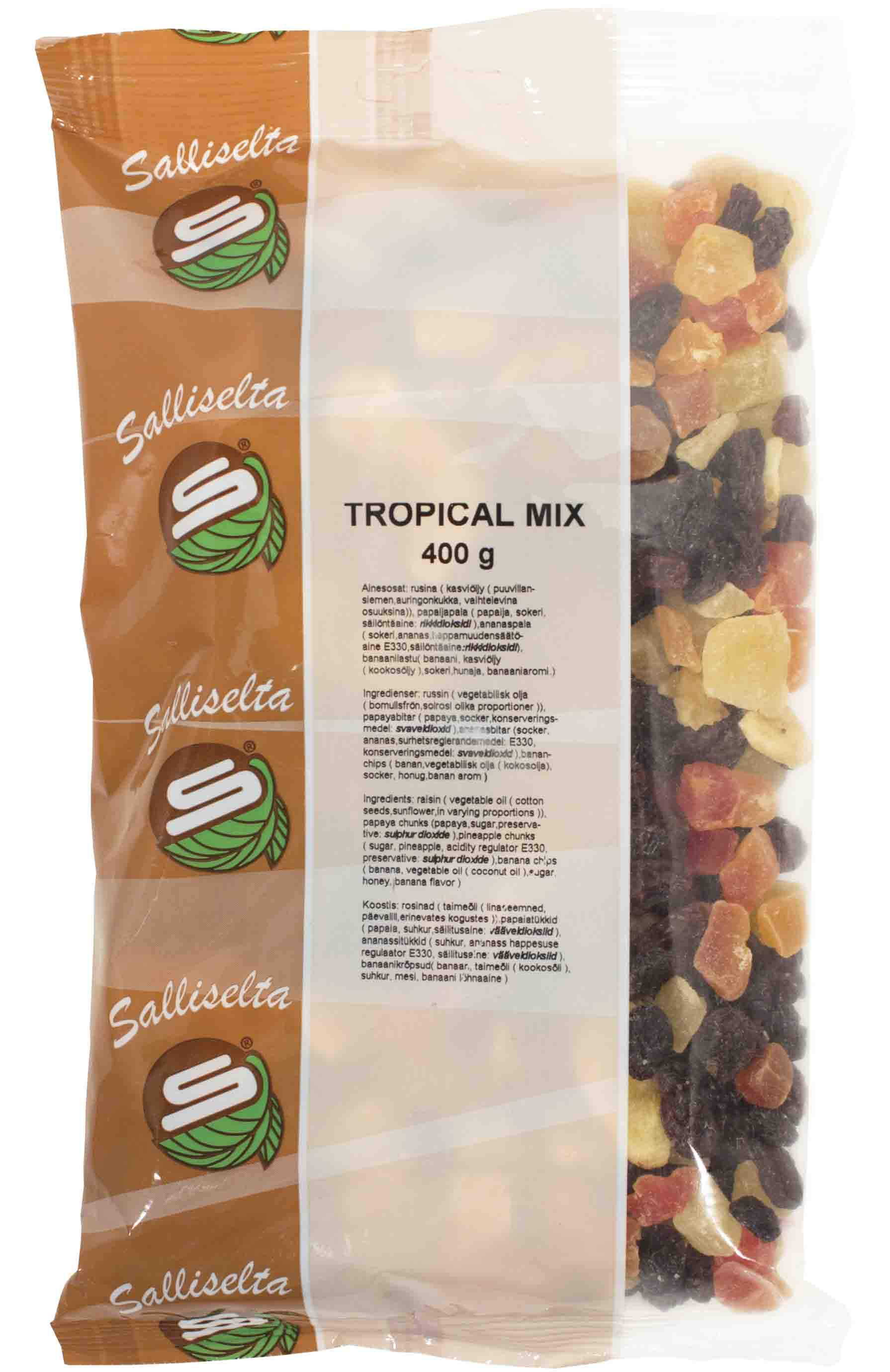 Tropical Mix 400g